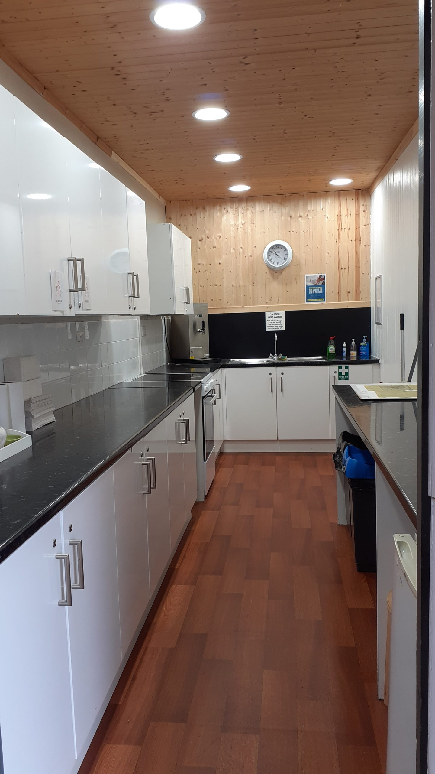 Kitchen August 2020